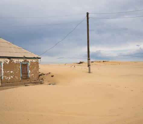 Aralsee Kasachstan Wüste Antoine Béguier