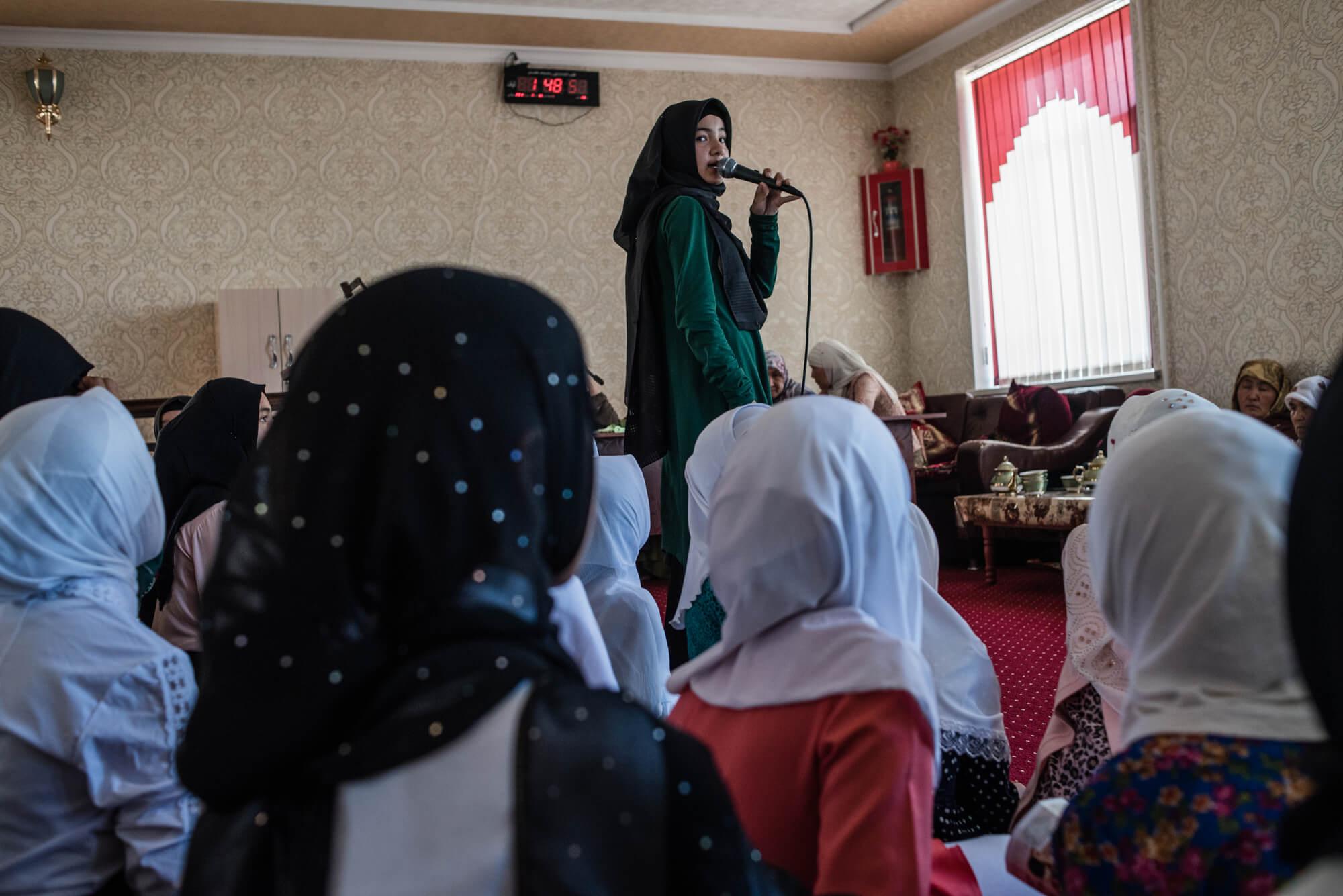 Mutakallim Osch Kirgistan Islam