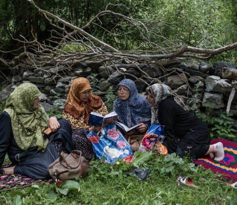 Alay Kirgistan Lesen Islam Mutakalim