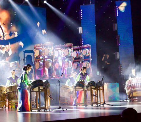 Kasachstan Almaty Percussion Festival Südkorea Minderheit
