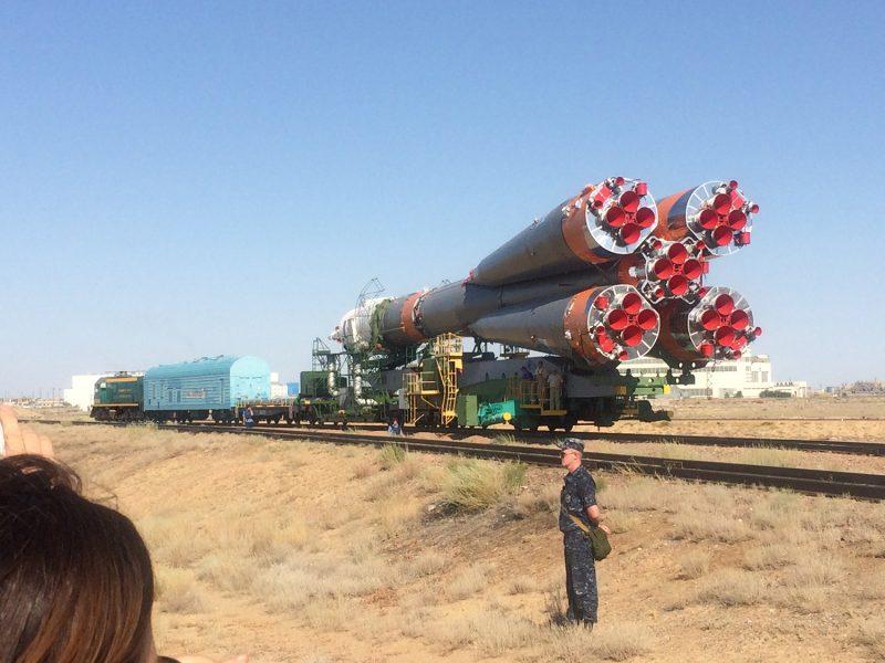 Kosmodrom Baikonur