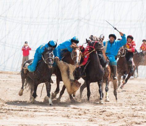 Nomaden Weltspiele Bursa Türkei