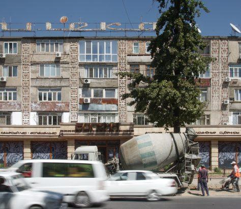 Chruschtschowka in Shymkent