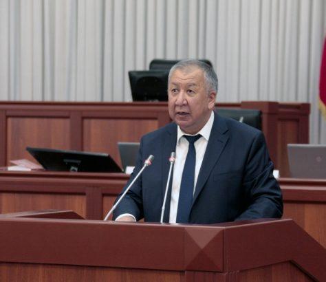 Kubatbek Boronow