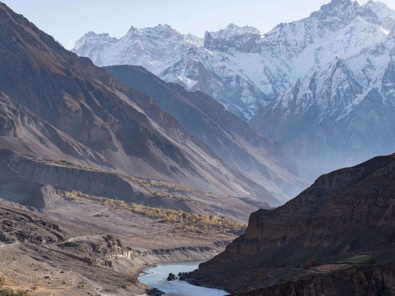 Berg-Badachschon Tadschikistan Afghanistan Pandsch