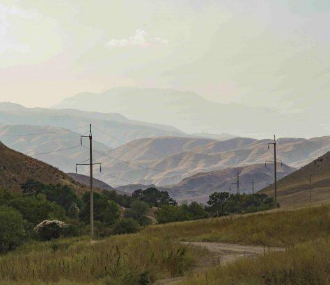 Ein verstecktes Tal im Nordwesten Kirgistans