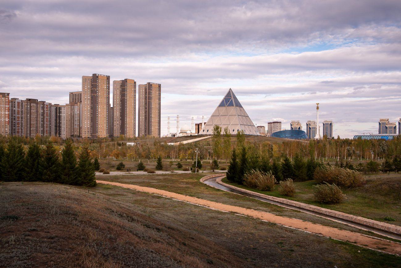 Antoine Béguier Kasachstan Nur-Sultan Architektur
