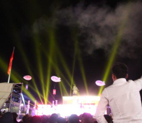 Bischkek Feier