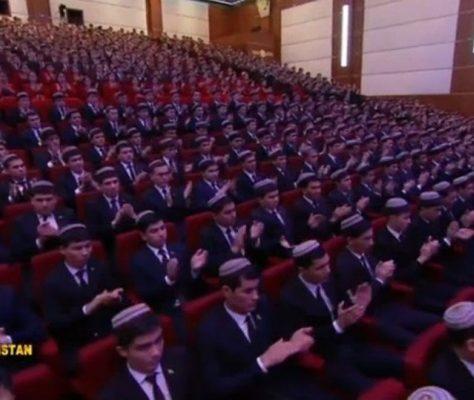Fernsehen Unabhängigkeit Turkmenistan