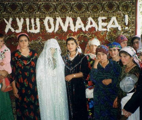 Tajik Wedding