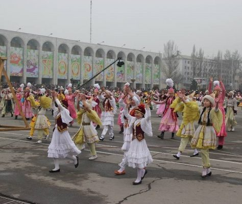 Ala-Too Bischkek Nouruz