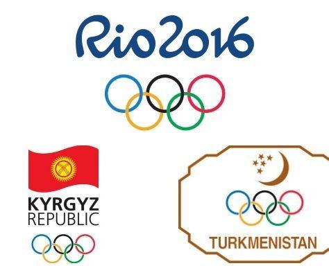 Kirgistan Turkmenistan Olympia