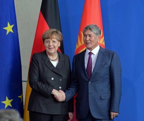 Merkel Atambajew