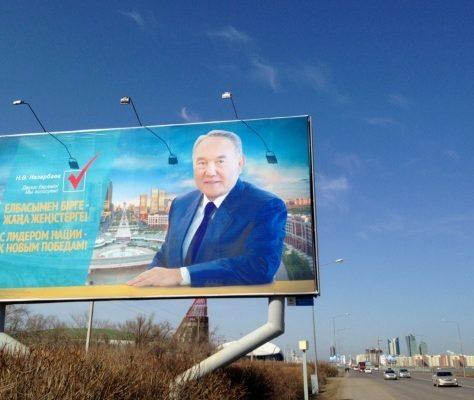 Wahl Nasarbajews