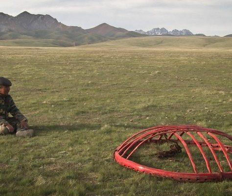 Nomaden Kirgistan