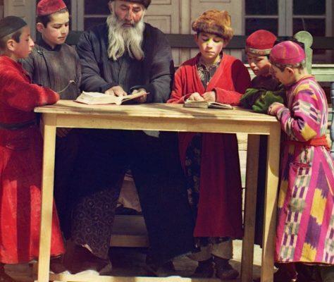 Samarkand Juden 1909 1915
