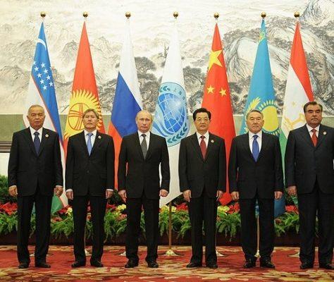 Shanghai Organisation für Zusammenarbeit