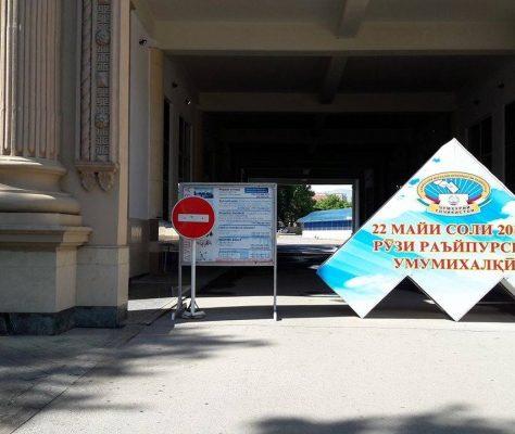 Referendum Tadschikistan
