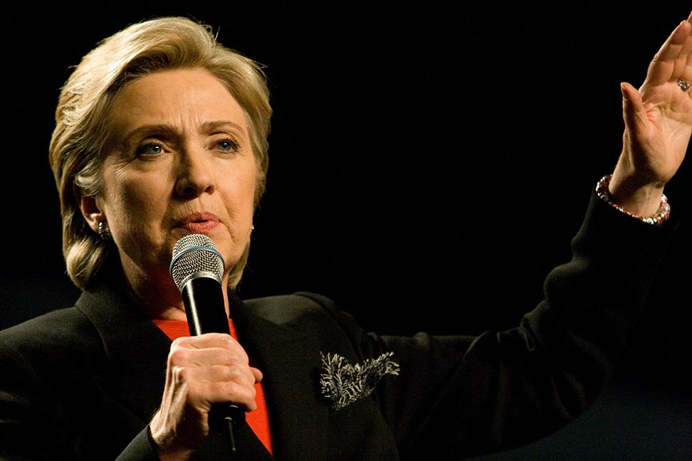 Hillary Clinton, candidate malheureuse à l'élection présidentielle
