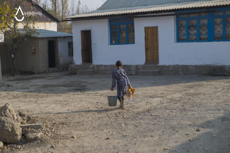 Le village de Kara-Bak