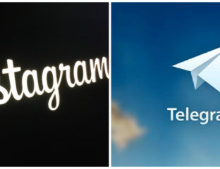 Telegram Instagram
