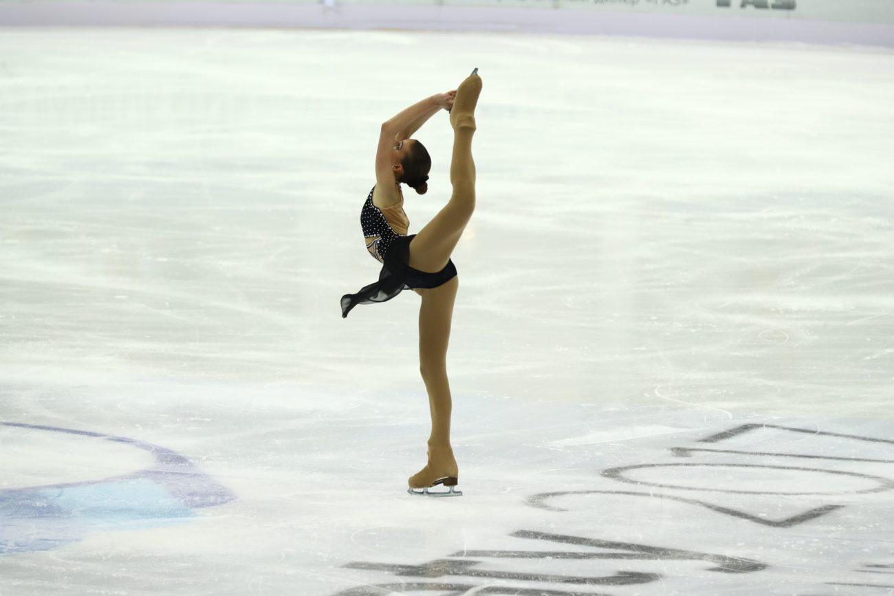 Patinage Artistique Universiades Almaty Kazakhstan