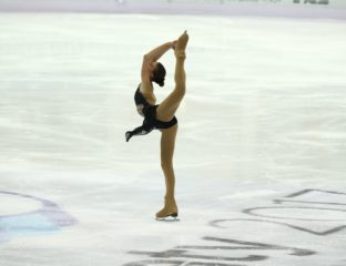 Patinage Artistique Universiades Almaty Kazakhstan