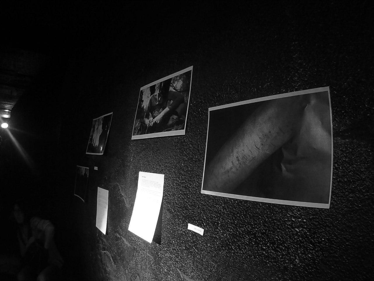 Exposition au Bunker
