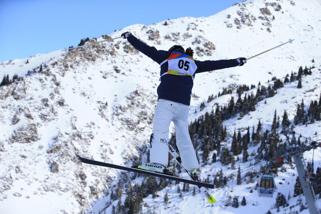 Saut Ski Universiades Almaty Kazakhstan