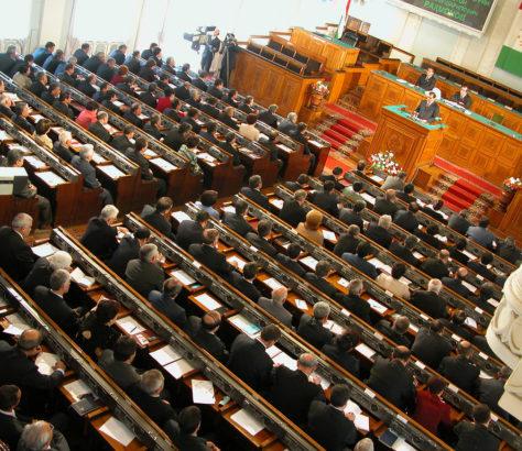 Parlement tadjik