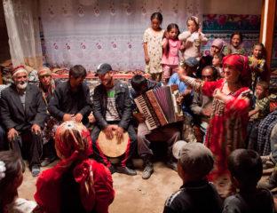 Wedding Tajikistan