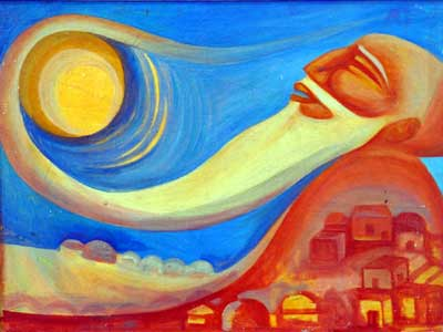 Djouma Djoumadury Peinture