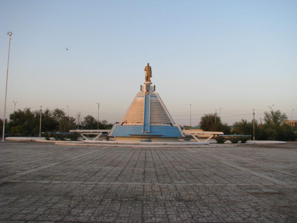 Statue Dachogouz