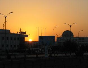 Dachogouz Turkménistan