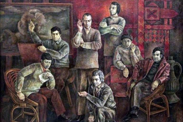 Les sept prodiges du Turkménistan