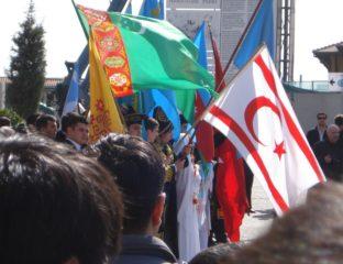 Rassemblement Panturquisme Istanbul Turquie
