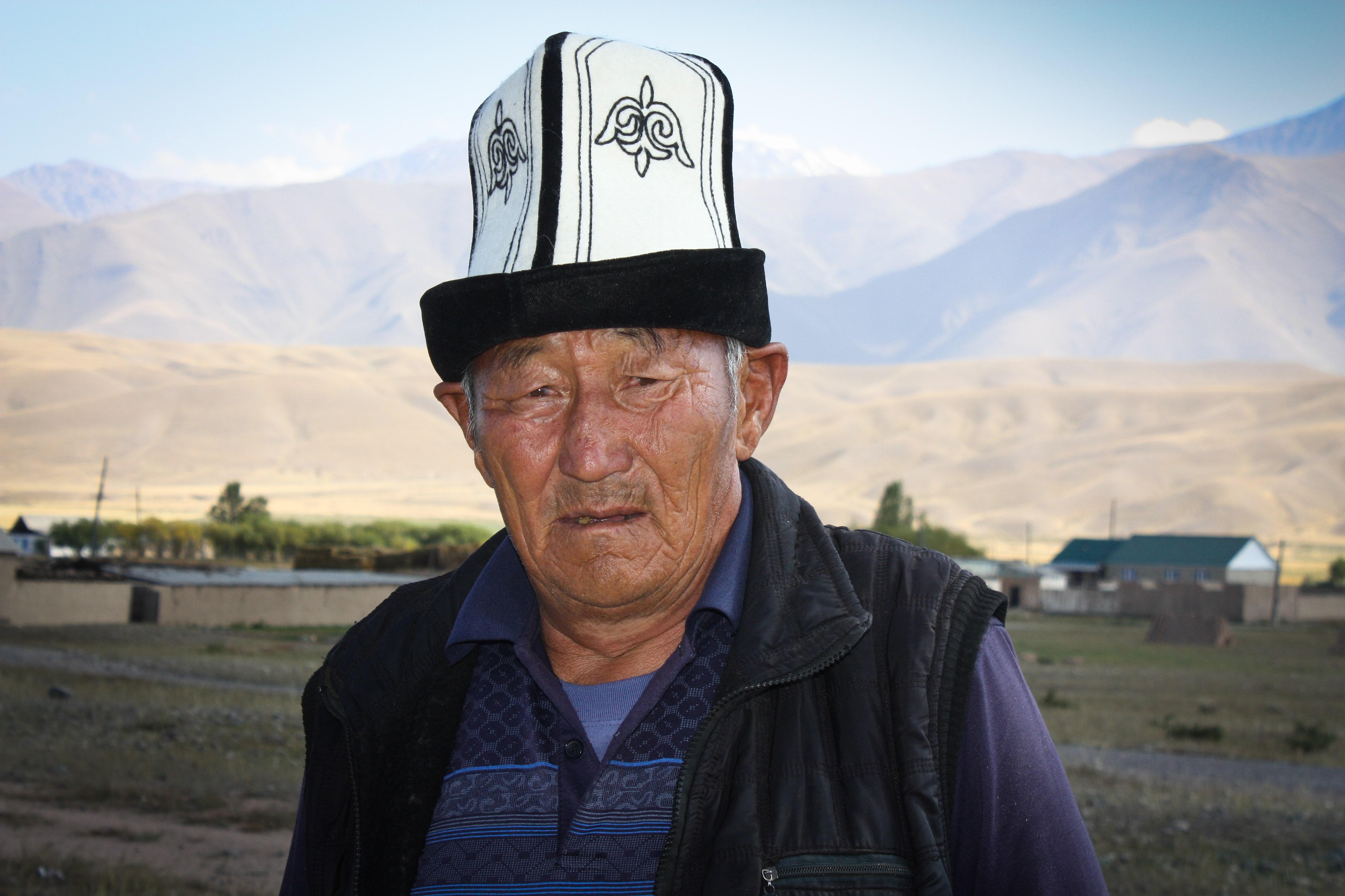 Kenyebek Ak Talaa Kirghizstan
