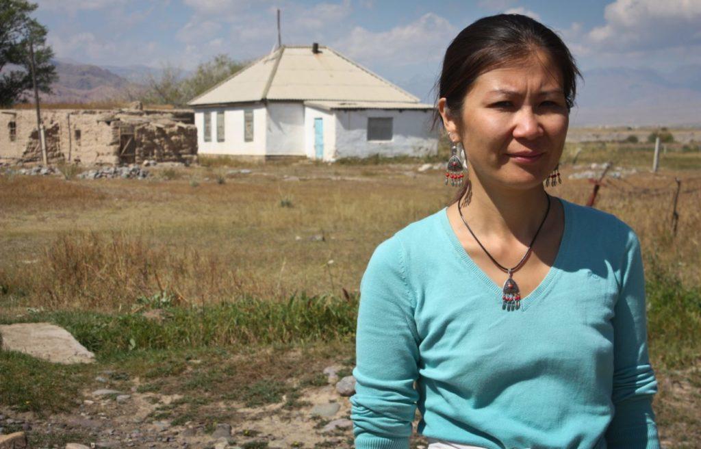 Mahabat Maison Ak-Talaa Kirghizstan