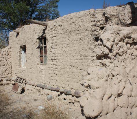 mahabat Ak Talaa maison enfance Kirghizstan