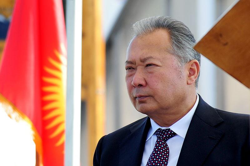 Kourmanbek Bakiev