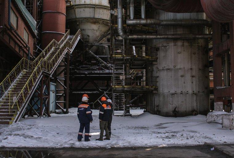 temirtaou metallurgie