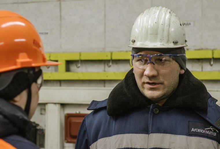 Employé ArcelorMittal