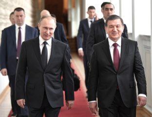 Poutine Mirzioïev Moscou Vladimir Chavkat