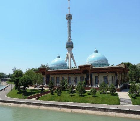 Tour télévision Tachkent Ouzbékistan Television Tower