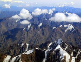 Montagnes ouïghoures