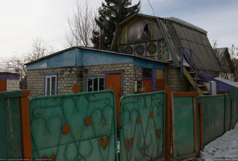 Prigorodny Kazakhstan datcha