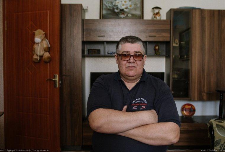 Prigorodny Kazakhstan Constantin Larine
