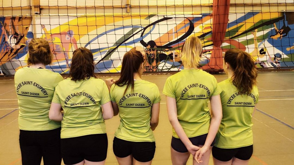 Volleyball Saint-Dizier Diana Pernot Kirghizstan