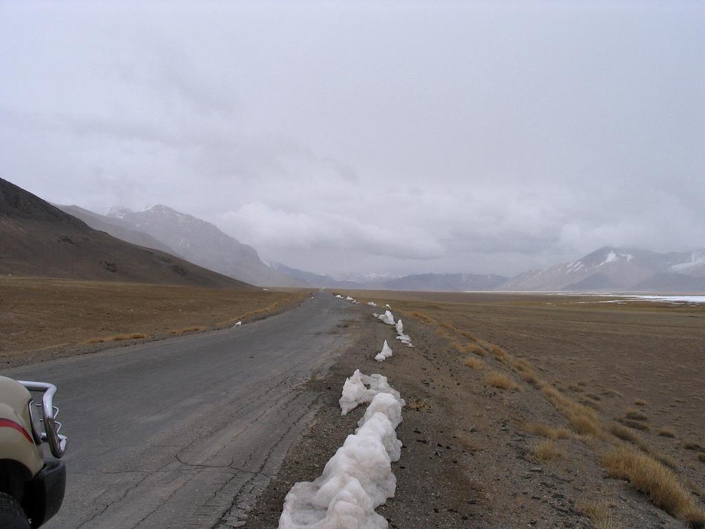 Pamir Tadjikistan Prairie montagne Environnement