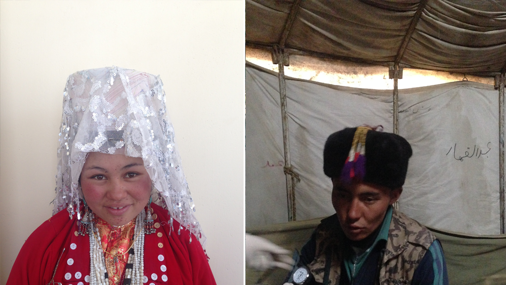 Pamir Kirghiz Afghanistan Mariage Polygamie Dot